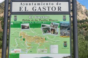 Alojamiento El Molino, Apartmanok  El Gastor - big - 27