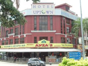 Auberges de jeunesse - Uptown Hotel Kajang