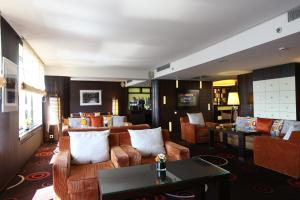 AZIMUT Hotel Olympic Moscow, Hotely  Moskva - big - 75