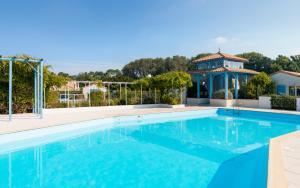 Location gîte, chambres d'hotes Lagrange Vacances Le Clos des Chênes dans le département Charente maritime 17