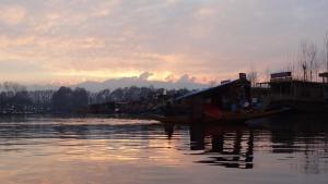 Houseboat Moon of Kashmir, Ботели  Сринагар - big - 17