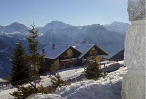 Bed & Breakfast Zurschmitten - Hotel - Riederalp