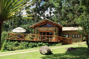 Refúgio Mantiqueira, Lodge  São Bento do Sapucaí - big - 108
