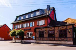 Hotel-Restaurant Gasthof Peters ANNO 1650 - Hillensberg