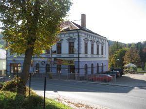 Albergues - Hotel Krakonos