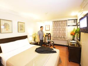 Fersal Hotel Malakas, Quezon City, Hotels  Manila - big - 56