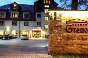 Greno Hotel & Spa, Отели  Карпач - big - 1