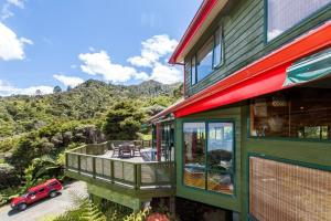 Buffalo Lodge, Bed & Breakfasts  Coromandel - big - 30