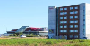 Airport Hotel Aurora Star.  Foto 1