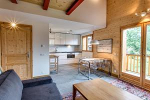 Apartment Chalet des Granges - Les Houches