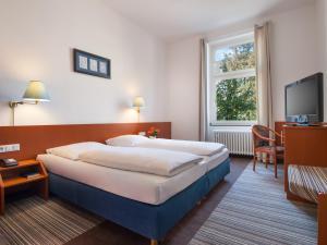 Centro Hotel Schumann, Отели  Дюссельдорф - big - 1