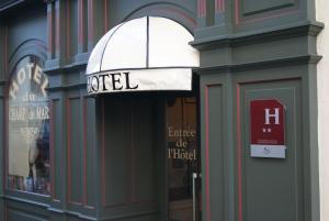 Contact Hôtel du Champ de Mars de Saint-Brieuc, Hotel  Saint-Brieuc - big - 26