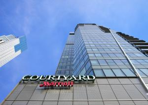 Courtyard by Marriott Hong Kong, Hotel  Hong Kong - big - 25