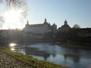 Hotel am Fluss - Burgheim