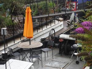 Location gîte, chambres d'hotes Péniche - Le Nénuphar dans le département Paris 75