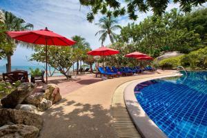 Crystal Bay Yacht Club Beach Resort, Hotely  Lamai - big - 78