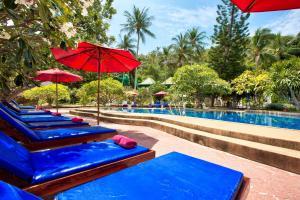 Crystal Bay Yacht Club Beach Resort, Hotely  Lamai - big - 76