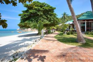 Crystal Bay Yacht Club Beach Resort, Hotels  Lamai - big - 97