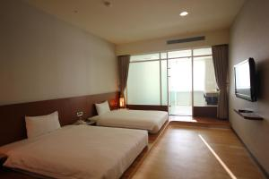 New Taipei Hot Spring Hotel - Wulai