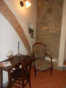 Il Nido di Turan B&B, Bed & Breakfast  Cortona - big - 12