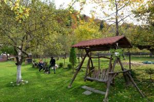 Bucuria Muntelui, Vendégházak  Törcsvár - big - 4