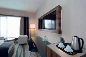 Warsaw Plaza Hotel, Hotel  Varsavia - big - 28