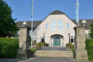 3 hvězdičkový hotel Golfhotel Fahrenbach Tröstau Německo