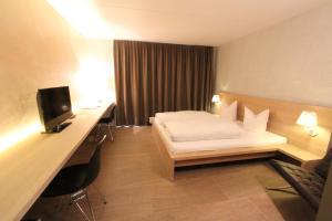 Hotel des Alpes, Hotel  Flims - big - 3