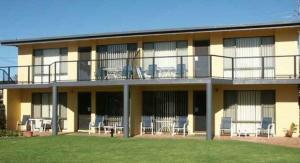 Hostels und Jugendherbergen - Admirals Lodge Merimbula