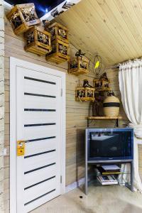 Usadba Veles, Holiday homes  Borovlyany - big - 63