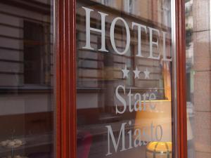 Hotel Stare Miasto Old Town