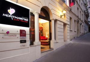 Hôtel Montmartre Mon Amour (10 of 71)