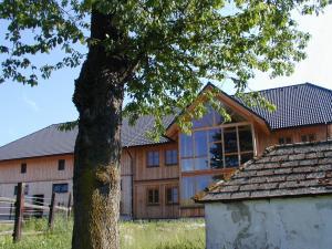 Espi-Stables Ferienhof Esterhammer, Farm stays  Liebenau - big - 27