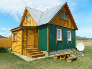 Cottage Baikalskaya Podkova - Istomino