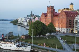 Elite Hotel Marina Tower - Nacka