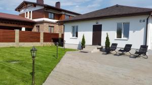 Alex House, Prázdninové domy  Borovlyany - big - 11