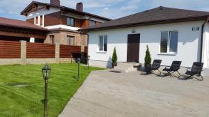 Alex House, Prázdninové domy  Borovlyany - big - 12