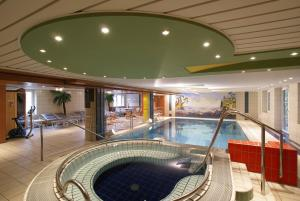 Hotel Thier, Отели  Мёнихкирхен - big - 19