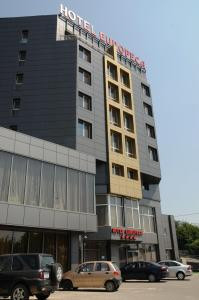 Hotel Europeca, Hotely  Craiova - big - 23