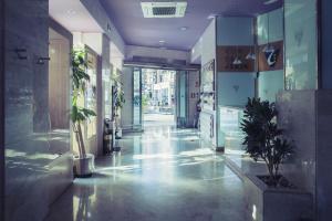 Hotel Gran Via, Szállodák  Zaragoza - big - 32