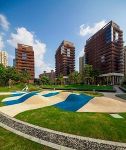 Green Court Serviced Apartment-Green City International - Shanghai
