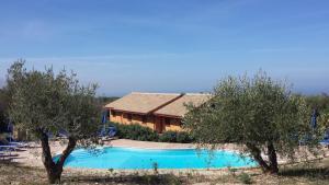 Villa Cattleya, Dovolenkové domy  Campofelice di Roccella - big - 46