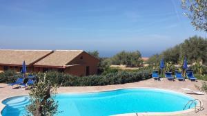 Villa Cattleya, Dovolenkové domy  Campofelice di Roccella - big - 49