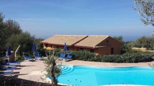 Villa Cattleya, Dovolenkové domy  Campofelice di Roccella - big - 33