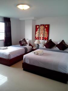 Regent Lodge Lampang, Hotels  Lampang - big - 10