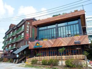 White Cabin - Hotel - Pyeongchang
