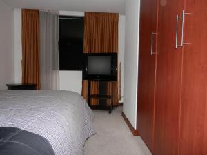Maycris Apartment El Bosque, Апартаменты  Кито - big - 44