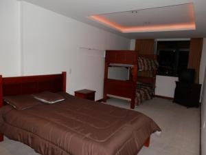 Maycris Apartment El Bosque, Апартаменты  Кито - big - 46