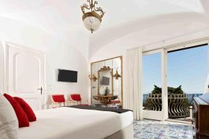 Villa Silia, Апартаменты  Капри - big - 58