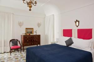 Villa Silia, Апартаменты  Капри - big - 88